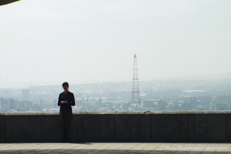 В районе аэропорта, Саратов, 23 апреля 2014 года