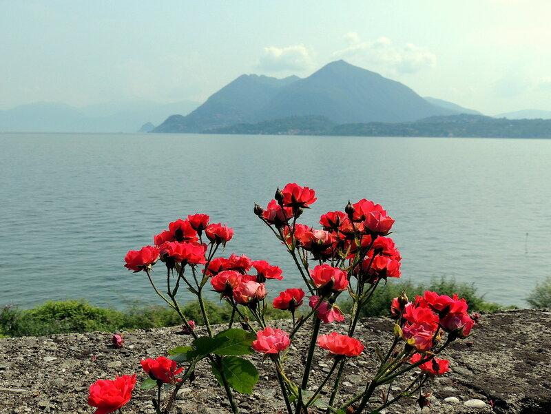 Италия. У озера Маджоре!