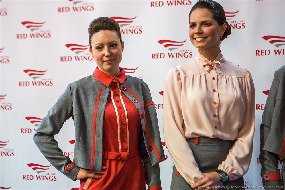 Новая форма Red Wings