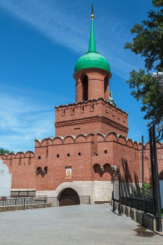 Башня Одоевских ворот (Казанская башня)