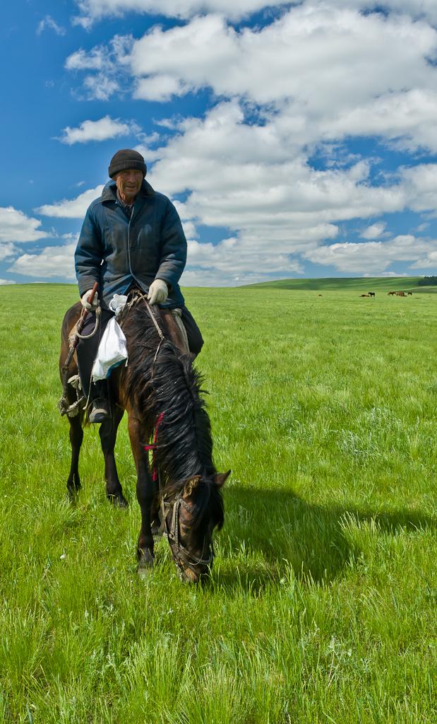 Уральский ковбой