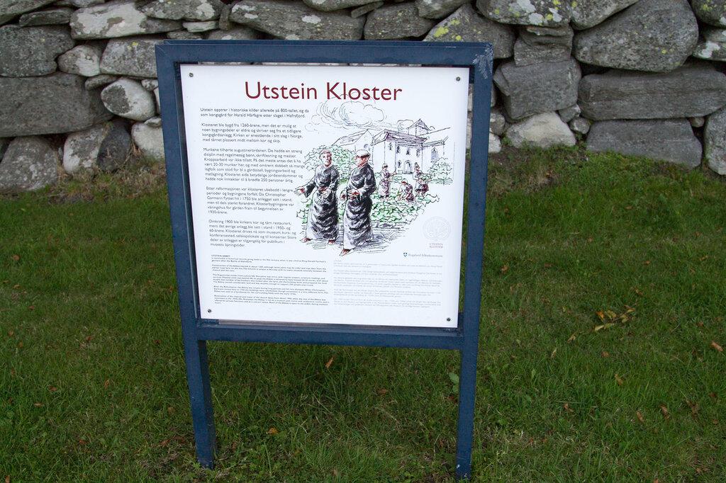 Utstein Kloster, Ставангер