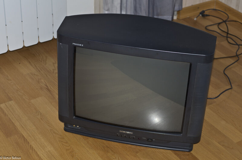белье могут как настроить старинный телевизор акай образом