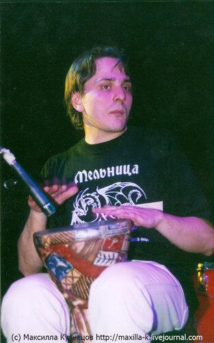 Роман Лютославский (перкуссия)
