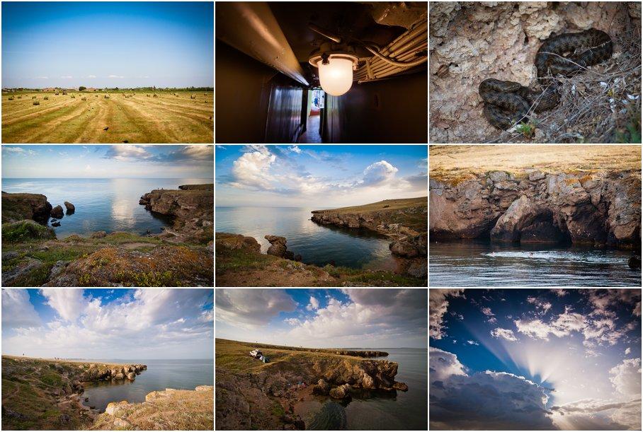 Крым - полуостров Казантип (2013-05-25)