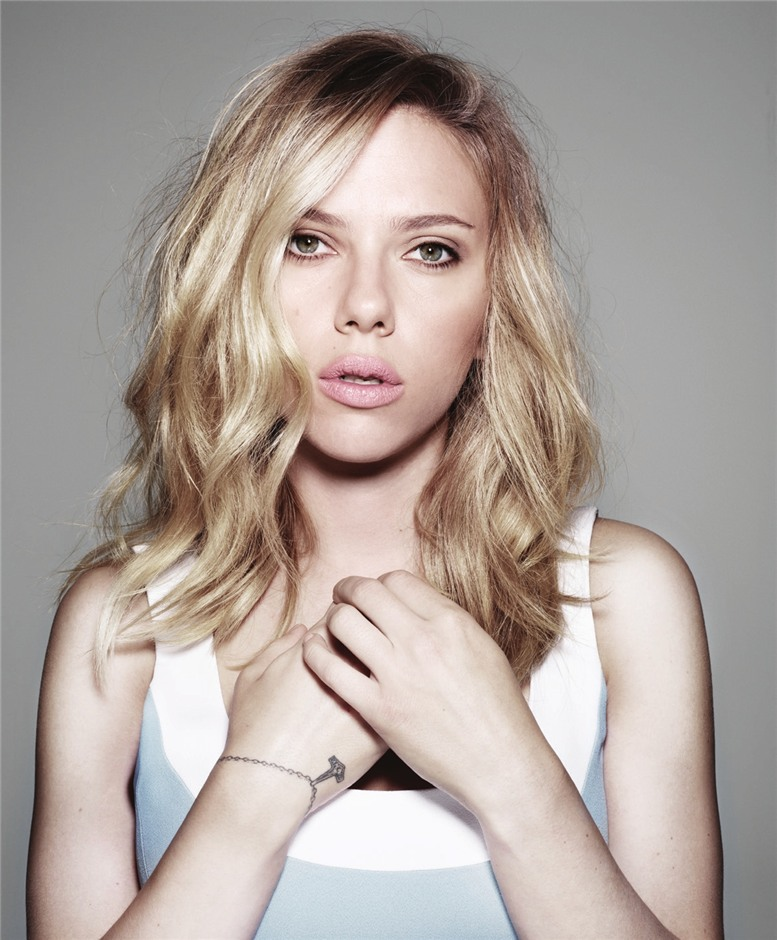 Скарлетт Йоханссон / Scarlett Johansson by Rankin in Elle Spain april 2013