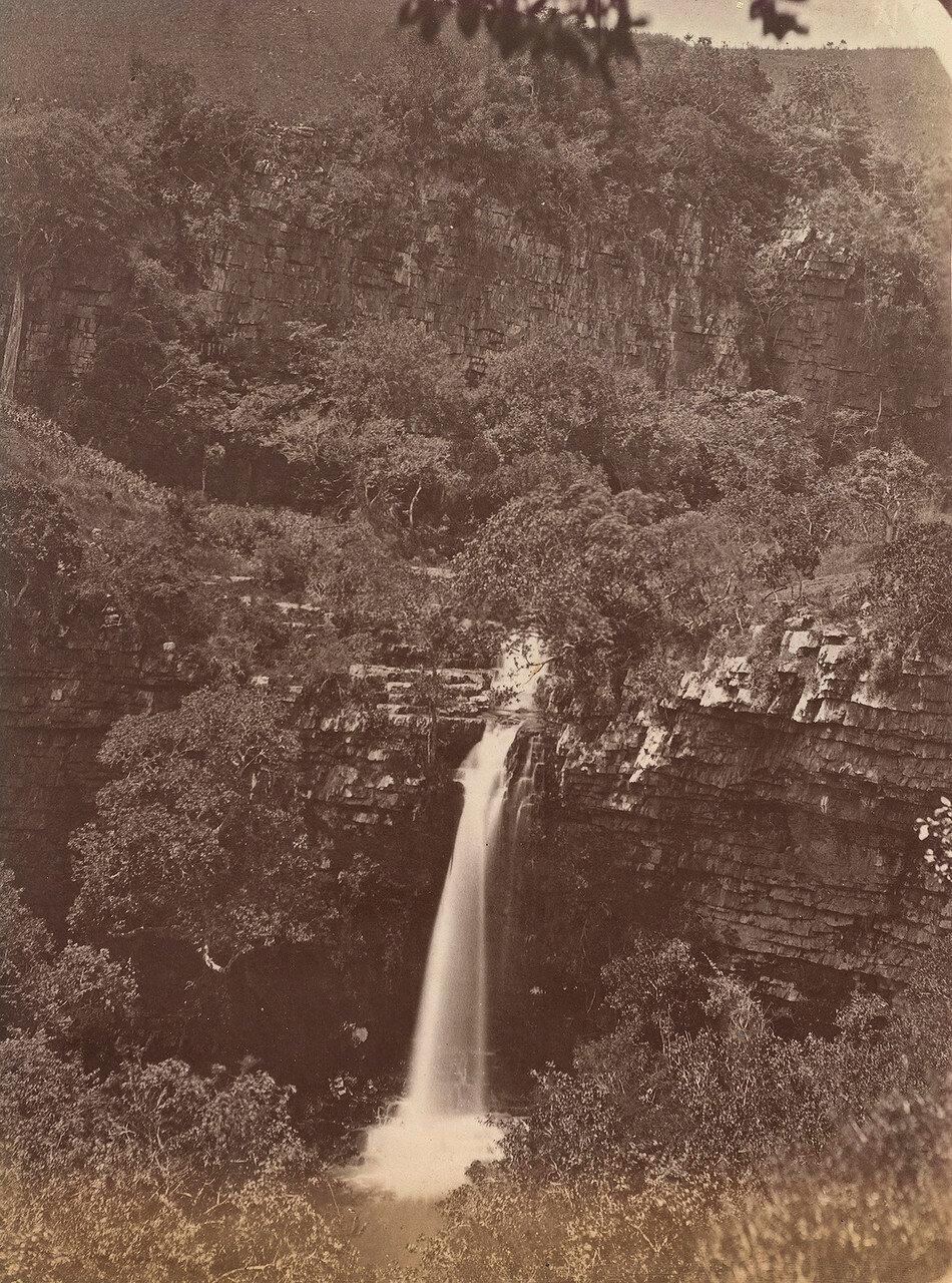 Водопад на реке Умгени