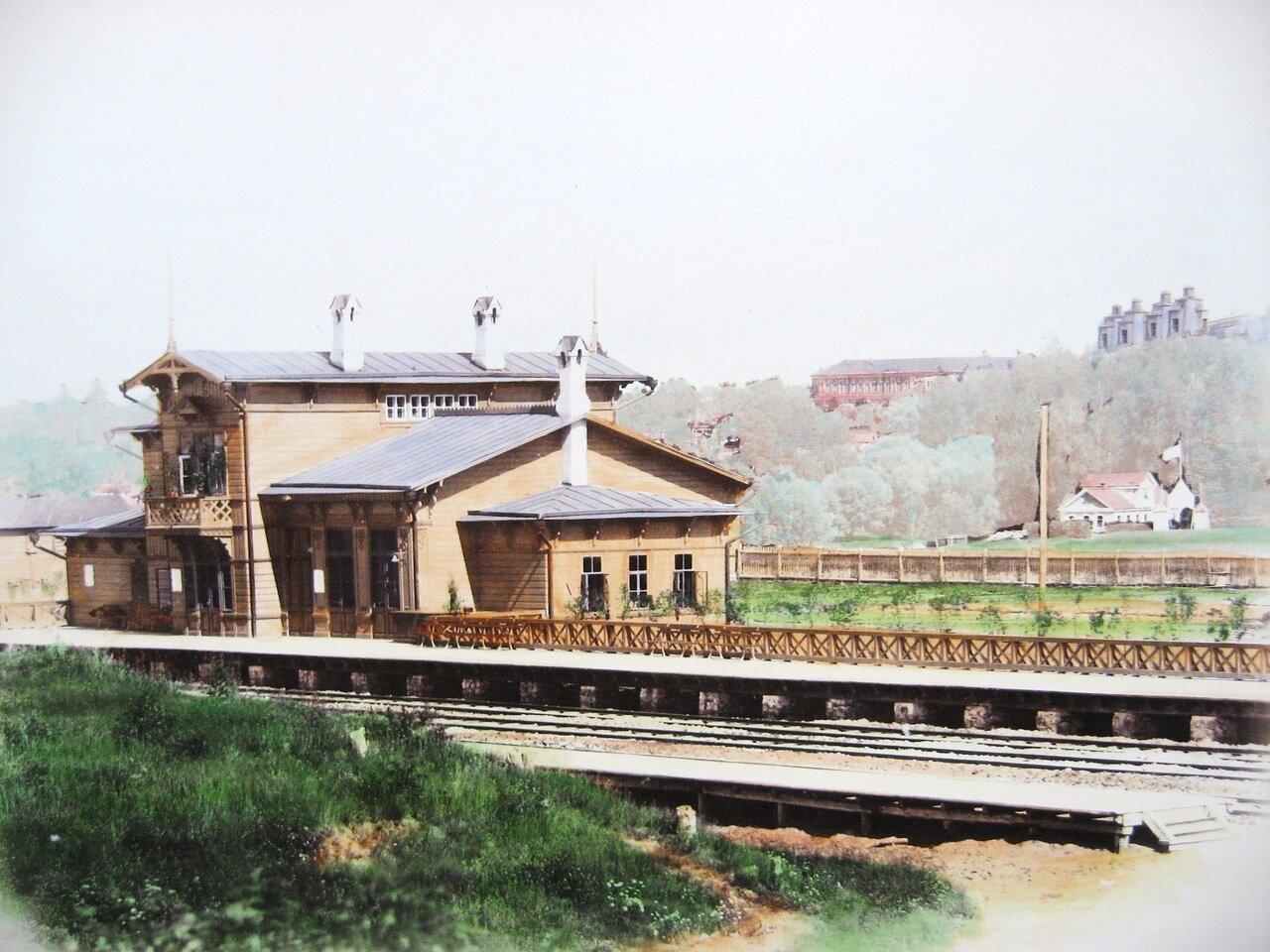 8. Станция Царицыно
