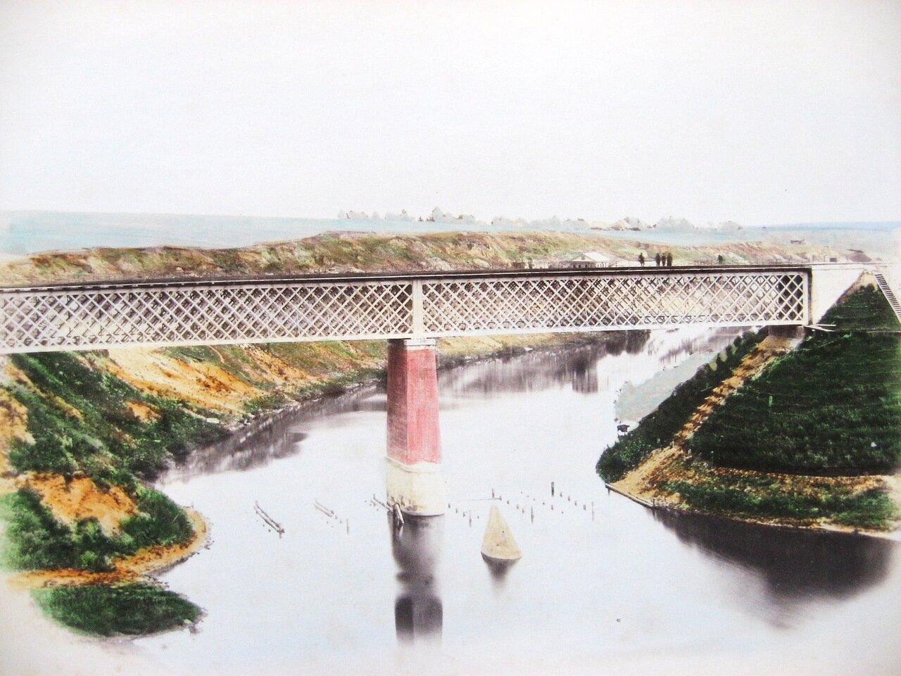 10. Мост через Пахру