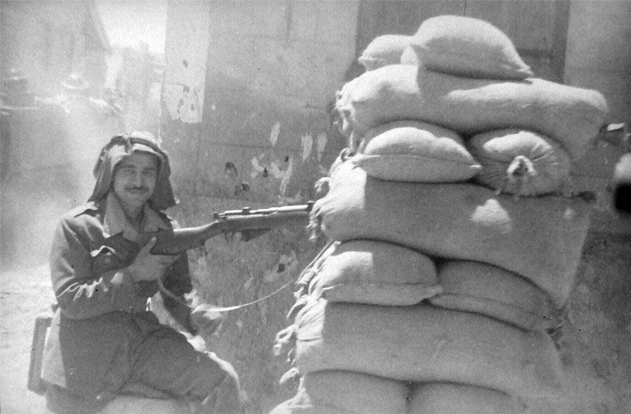 1948. Яффо, бои на улицах