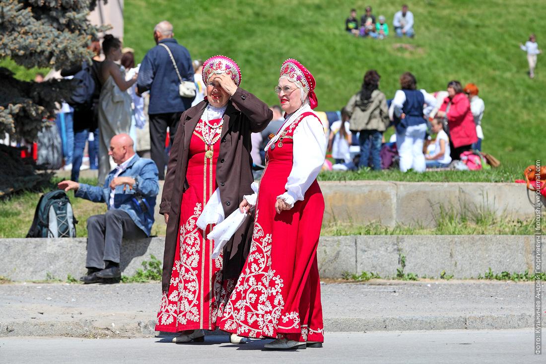 9 мая 2014 года День Победы в Волгограде