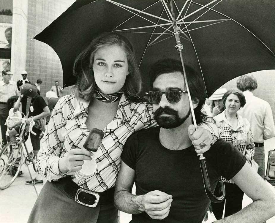 Sibill Shepard + Martin Scorsese