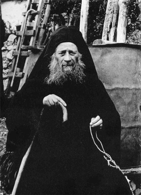Старец Иосиф Исихаст(†1959)