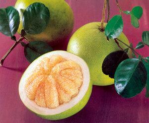 Здоровье в самом крупном цитрусовом фрукте — помело