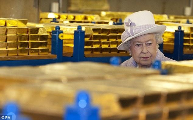 Как Англия помогала фашистам сбывать российское золото