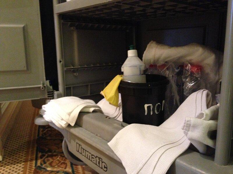 инструкция уборки горничной