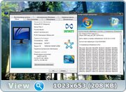 Windows XP Professional Service Pack 3 Infinity Edition (2013) [RUS]