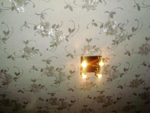 ремонт потолок