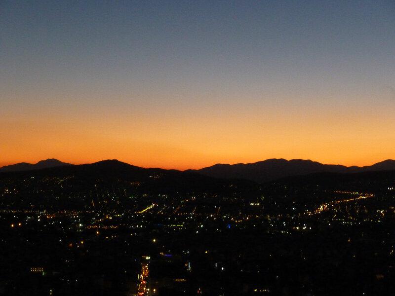 Пред-ночные Афины