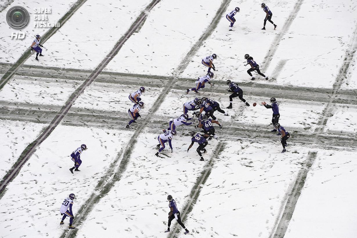 Декабрьский сноубол