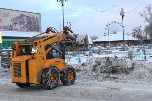 Снегоуборочная техника, Аспект