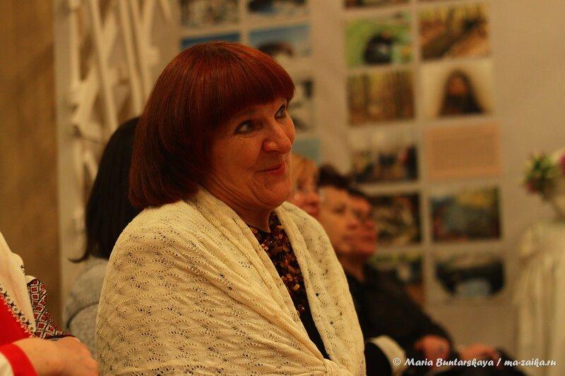 Выставка Елены Лялиной 'Саратов-городок', Краеведческий музей, 29 ноября 2013 года