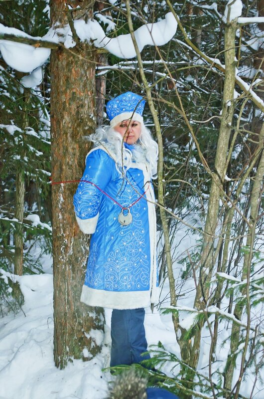 Освободи Снегурочку!