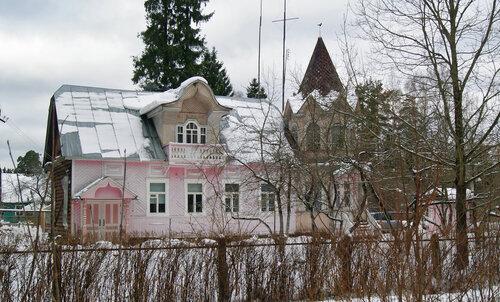 Майский, 39. Место жительства прп. Серафима 1945-47