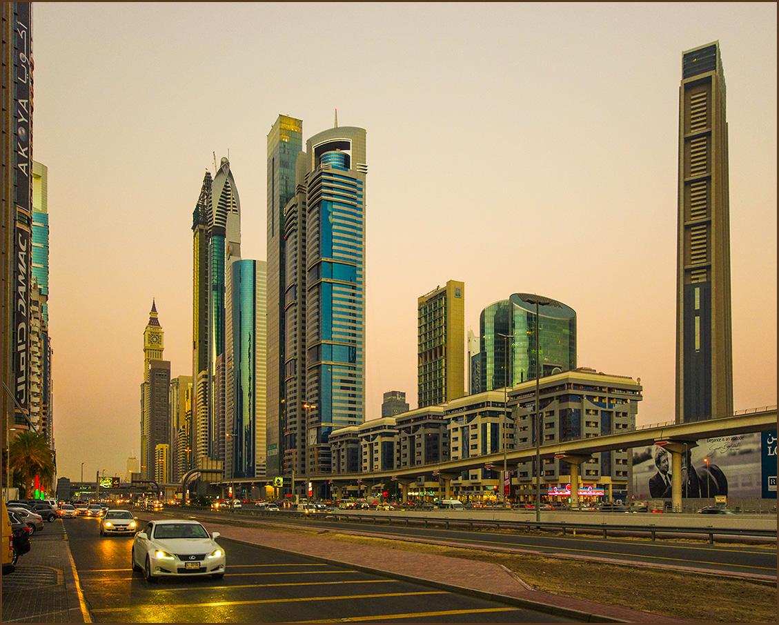 Дубаи сегодня
