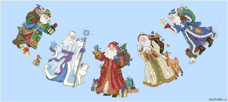 Картинки с дедом морозом снегурочкой и весной
