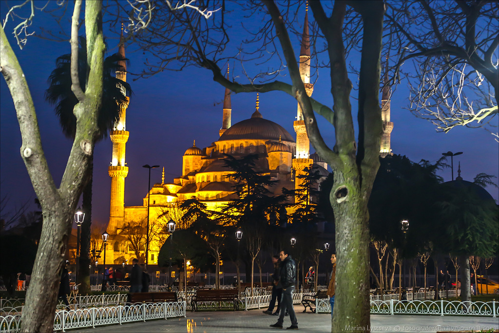 istanbul, first feelings