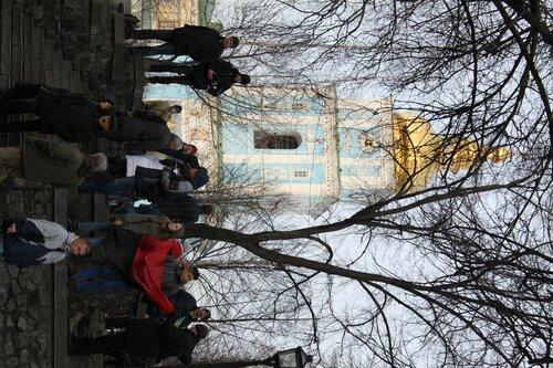 Протест на Михайловской