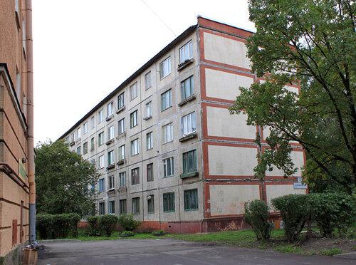 2-й Рабфаковский пер. 3