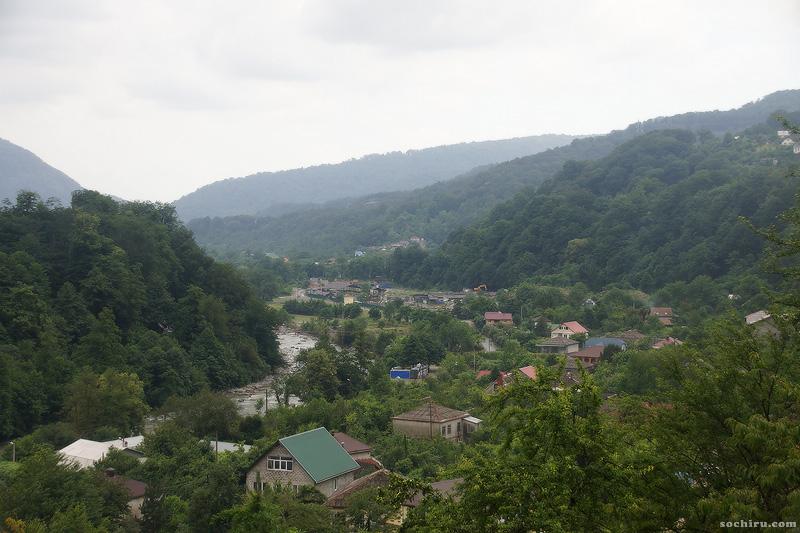 Посёлок Ореховка