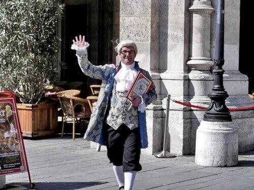 Привет от Моцарта