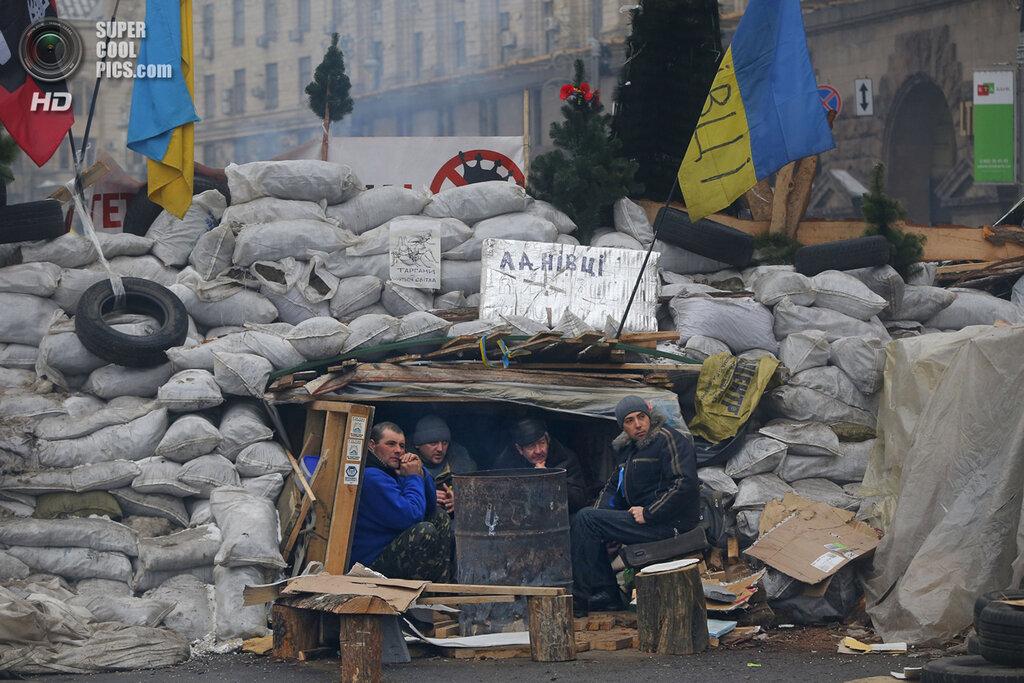 Стражи Евромайдана