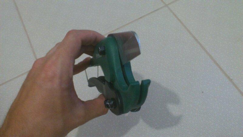 нож для полипропиленовых труб Kraftool