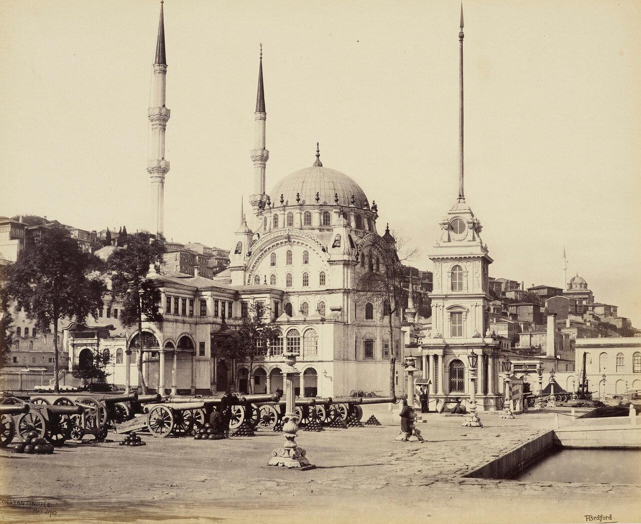 21 мая 1862. Мечеть Топхана. Константинополь