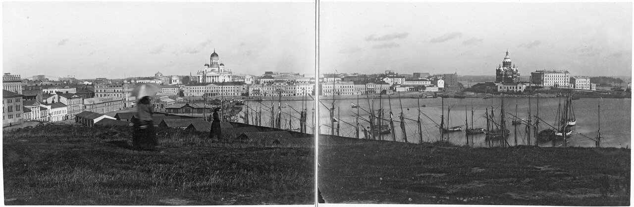 Панорама Южной гавани