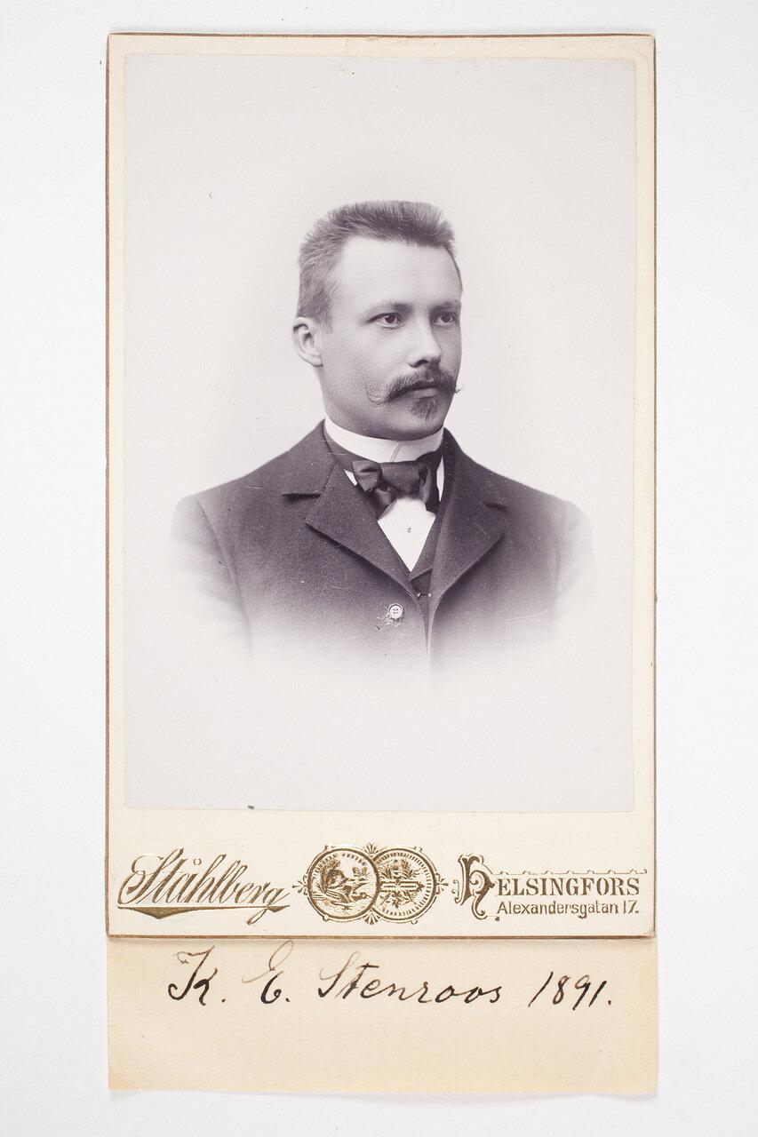 К. Э. Стенрус. 1891