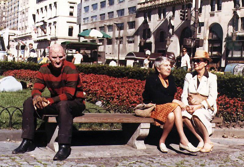 1984. Кошмар на улице Вязов