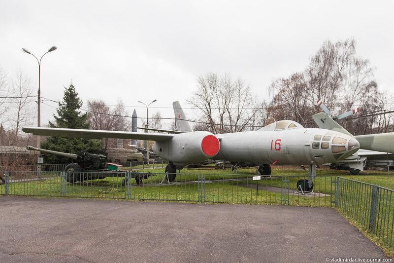 ИЛ-28 – первый советский реактивный бомбардировщик