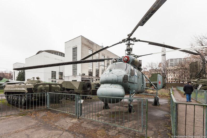 Противолодочный вертолет Ка-25Ц