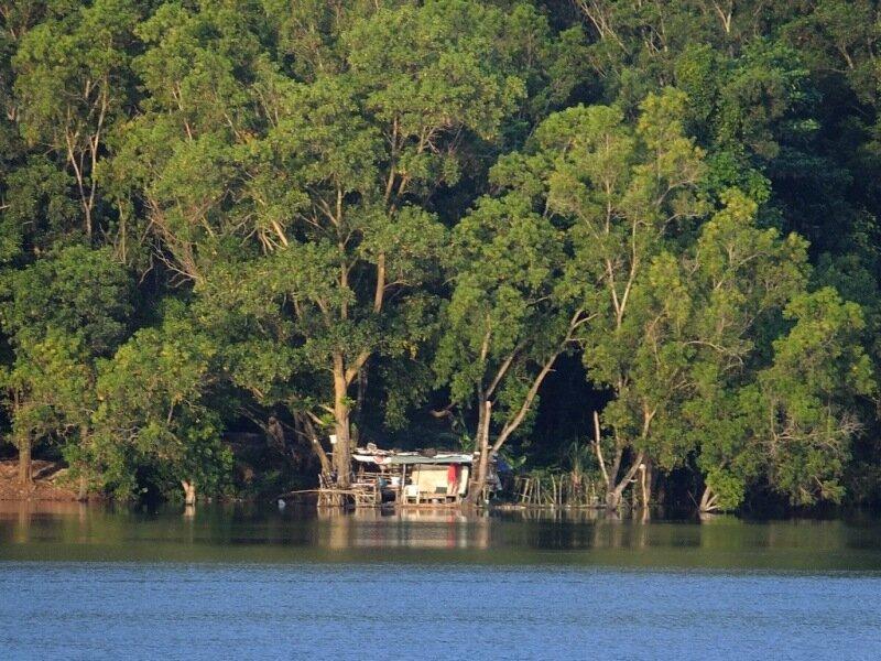 озеро природа пхукет
