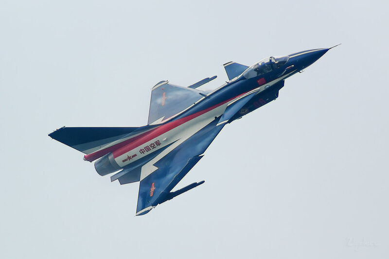 Chengdu J-10AY China Air Force D801946