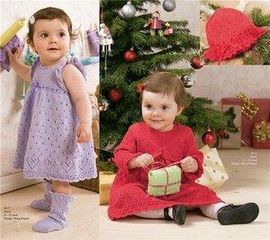 Платье и болеро с сердечками DALEGARN