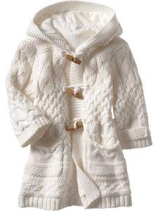 Шикарное белое пальто от GAP