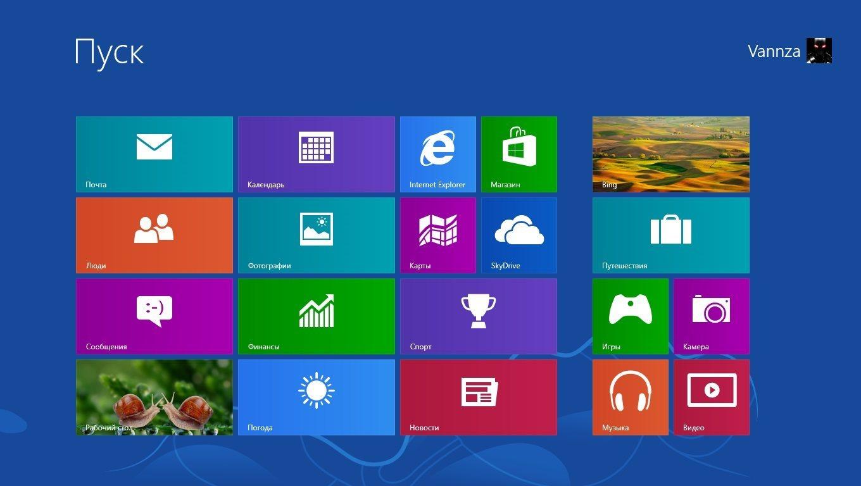 Windows 8 торрент 64 Bit Rus