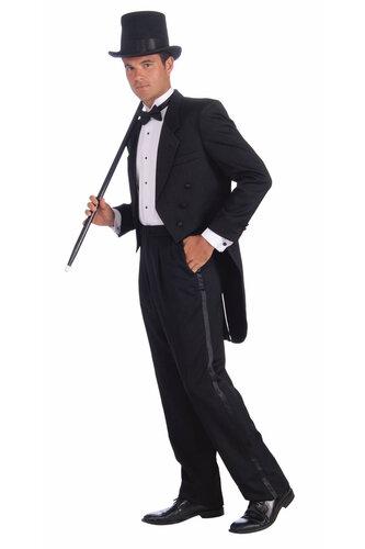 Мужской карнавальный костюм Фрак