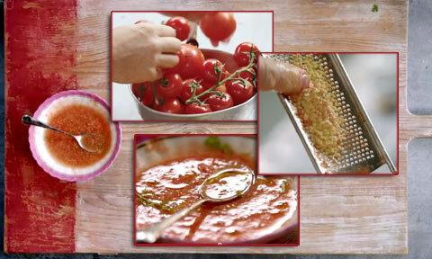 Как приготовить сальсу из серии Обед за 15 минут